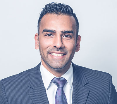 Sonny Sidhu is a personal injury lawyer at Acheson Sweeney Foley Sahota.